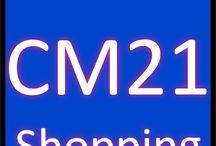 CM21 Shopping / Sales CM21 Postcode district Sawbridgeworth
