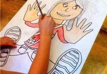 Grade 3/4 First Day Activities