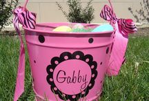 Hippity Hoppity Easter's on its way! / Crafts and basket ideas