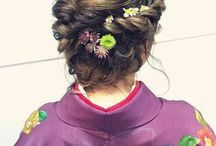 成人式 Hair