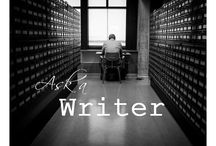 Advice for Writers (From a Writer) / Advice for writers from a writer.