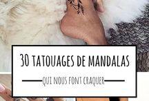 Tattoo - Nail art