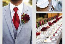czerwony ślub I red wedding