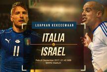 Prediksi Italia vs Israel