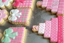 Galletas de tartas