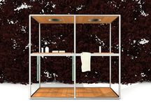 Cabinas de ducha / Variedad de modelos de cabinas para el relax bajo el agua. Prácticas soluciones para colocar en cualquier parte del cuarto de baño, otras en cambio con la posibilidad de instalarse en exteriores.