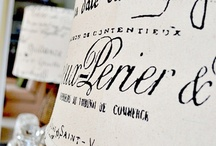 Beautiful French Script / by Lee Anne La Forge