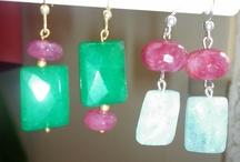PIFFANY / Joyas artesanales hechas por mi. Handmade.