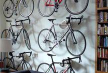 Bike holders