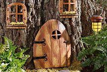 fairy house-garden
