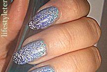 Nails / Moje dzieła ;D