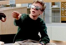 breakfast club / Screws fall out all the time.  The world is an imperfect place.