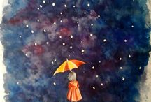 pictures and artworks /  touching humor and skill made