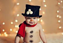 Snowman baby :)