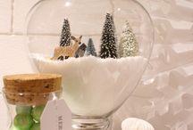 Xmas Decoration / Adornos y decoración navideña. DIY