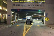 Parking Garage Virginia