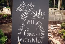 Wills Wedding 8/30/14 / by Chene Rouge