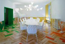 dulwich hill interior: flooring
