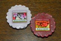 Yankee candle mixology / by Rachel Vanderpool
