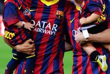 Soccer players / Messi and Neymar's children