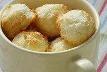 unsuz Hindistan cevizli kurabiye