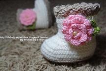 crochet bby