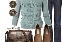 Casualfashions / by Susie Riley