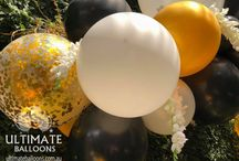 Organic Balloon Designs
