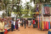 """Laidback Goa / Unlike the large crowds and incessant honking in other Indian cities, Goa is chilled and relaxed. There is a Portuguese word """"sossegado"""" meaning """"laid-back"""", and that seems to describe the intrinsic nature of Goa."""