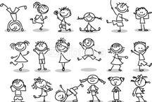 gyerek grafika