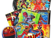 Power Rangers Birthday Party Ideas, Decorations, and Supplies / Power Ranger Party Supplies from www.HardToFindPartySupplies.com, where we specialize in rare, discontinued, and hard to find party supplies. We also carry several of the more recent party lines.