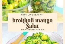 Salate und Beilagen