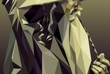 low poly