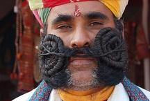 Moustache Level