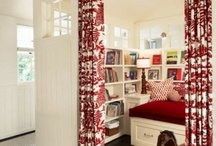 For the home - library/home office / by Mona Falstad
