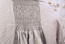 Идеи вышивки спинки