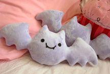 Batty Bat Plushies