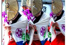 A love of Japanese Matsuri / by stephen carter