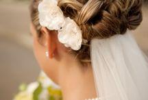 Wedding Hair / by Danyel Hagerty