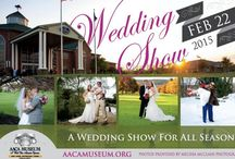 2015 AACA Museum Wedding Show / The 6th annual Wedding Show for all seasons at the AACA Museum.    Everything you need for your special day! / by AACA Museum