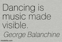 Dance teachings