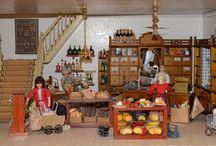 kaufhaus / miniaturen 1zu12