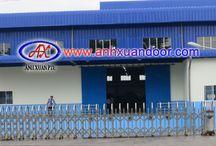 cửa cổng xếp inox tự động giá rẻ / http://www.anhxuandoor.com/cua-cong-xep-tu-dong/cua-cong-xep-inox