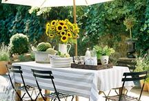Outdoor living / by Laura McCollough