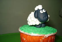 Sheep cake / by Fay Bakie