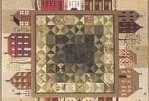 Primitive Quilts