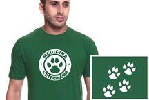 Camisetas Universitárias