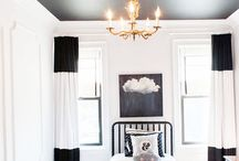 decor for tall ceilings