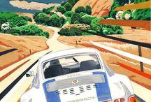 Carros e arte