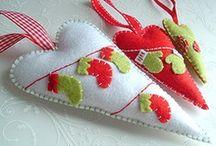 Christmas Crafts / by Nancy Schupple